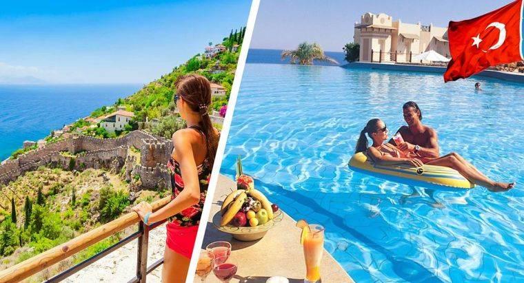 Отдых в Турции открывается с 15 июля для ковидных британцев. А когда для российских туристов? | Туристические новости от Турпрома