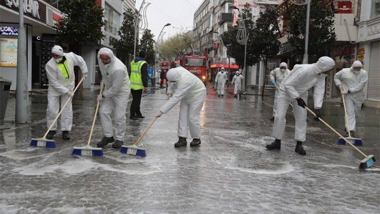 В Турции сегодня было зафиксировано ещё 23 смерти от коронавируса | МК- Турция