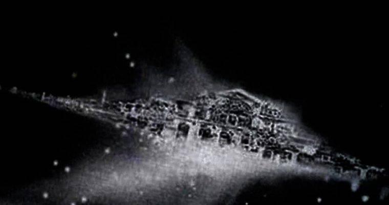 Город Бога фото НАСА