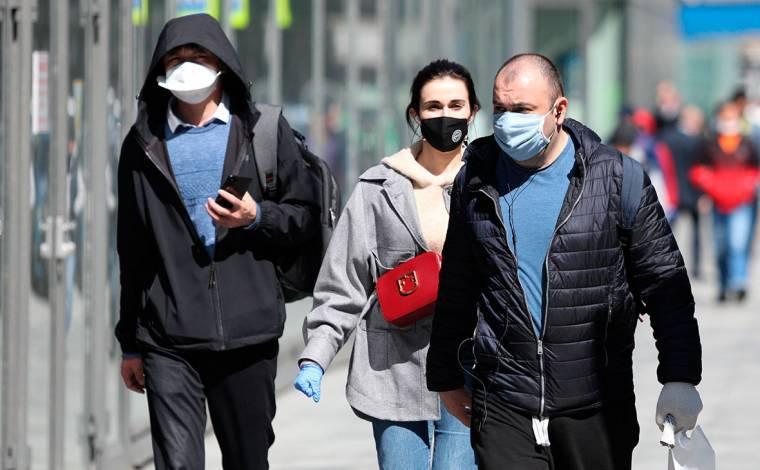 Собянин указал на отсутствие предписаний носить маску на улице :: Общество :: РБК