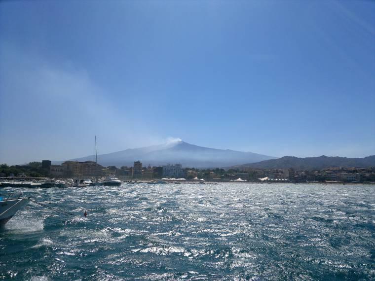 Этна — Википедия